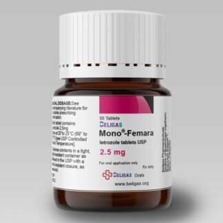 beligas pharma 2.5mg femara tablets for sale