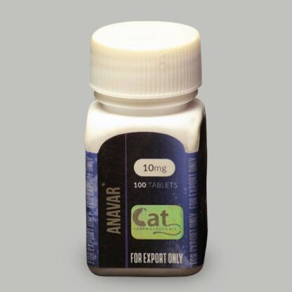 cat pharmaceuticals 10mg oxandrolone tablets