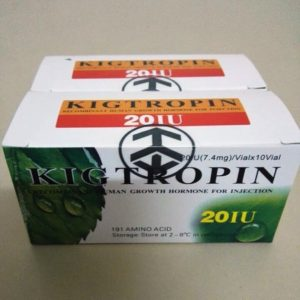 kigtropin hgh 200iu injection kits