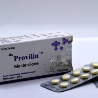 kohoh pharma 25mg proviron tablets for sale
