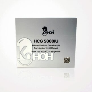 kohoh pharma 50000iu HCG injection kit