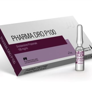 pharmacom labs 100mg drostanolone propionate injections