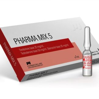pharma mix 5 injection amps