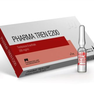 pharmacom labs 200mg trenbolone enanthate injection amps