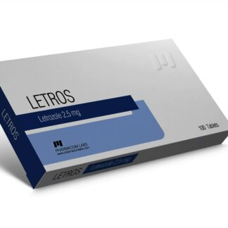 pharmacom labs 2.5mg letrozole tablets