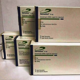 serostim 126iu hgh injection kits