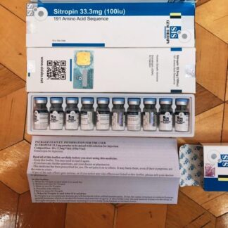 sis labs sitropin 100 iu hgh injection kits